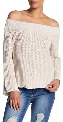 Philosophy Apparel Off-the-Shoulder Sweater