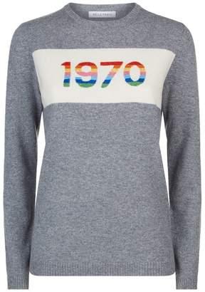 Bella Freud 1970 Rainbow Sweater