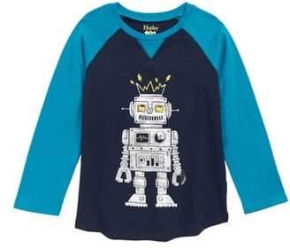 Hatley Robot Graphic T-Shirt
