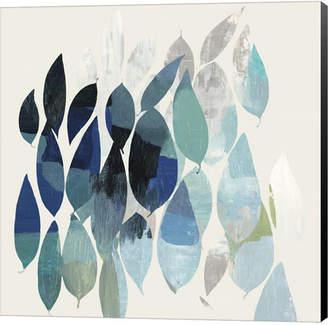 Mural Metaverse Leaf Ii By Posters International Studio Canvas Art
