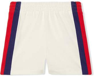 de3f385f Gucci White Shorts For Boys - ShopStyle UK