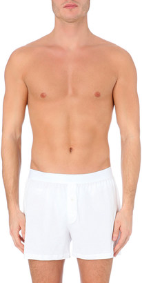 Sunspel Q82 superfine boxers $31.50 thestylecure.com
