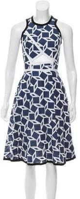 Jonathan Simkhai Cutout Midi Dress w/ Tags