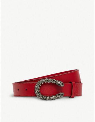 e2eca2baeaf Vintage Gucci Belt - ShopStyle