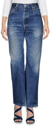 Levi's RE/DONE by Denim pants - Item 42682455