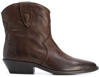 The Seller western boots