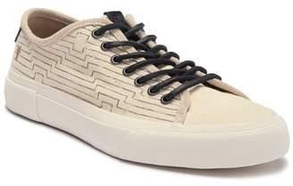 Frye Ludlow Canvas Print Sneaker