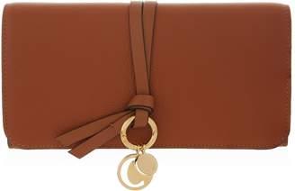 Chloé Long Alphabet Wallet