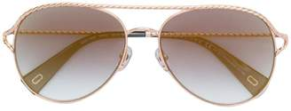 Marc Jacobs Eyewear aviator sunglasses