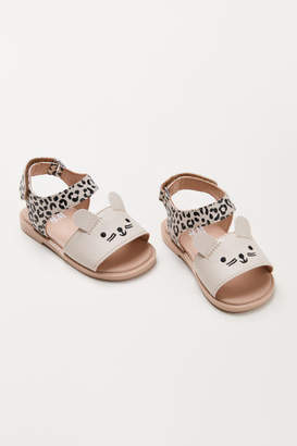 H&M Sandals - Gray