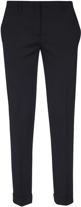 N°21 N.21 Cropped Trousers