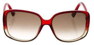 Christian Dior Symbol 1 Oversize Sunglasses