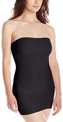 2fd7523fa163f Maidenform Women s Sleek Smoothers-Full Slip (Black)