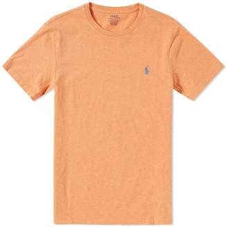 Polo Ralph Lauren Washed Marl Crew Neck Tee