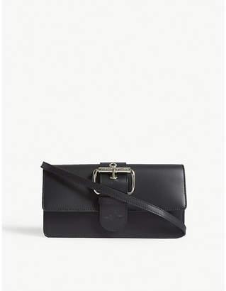 Vivienne Westwood Alex leather clutch