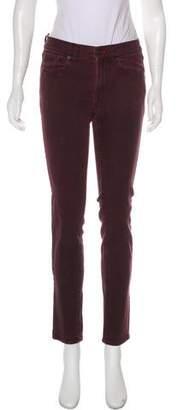 Ralph Lauren Black Label Mid-Rise Skinny Jeans