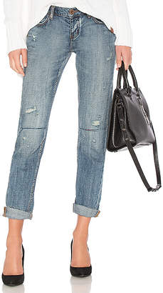 One Teaspoon Awesome Baggies Straight Leg Jean.