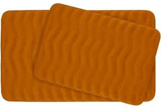 Bounce Comfort Waves Premium Memory Foam Bath Mat