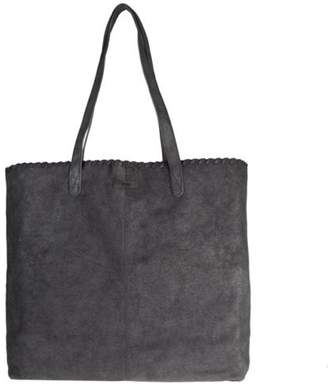 Toms New Womens Black Cosmopolitan Leather Tote Handbags
