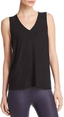 Beyond Yoga All About It Split-Back Tank