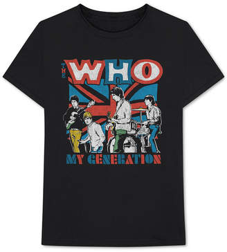 Bravado Men's The Who T-Shirt