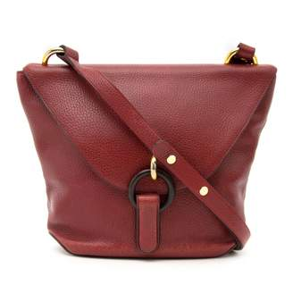 Delvaux Leather Handbag
