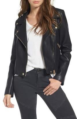 Blank NYC BLANKNYC Life Changer Moto Jacket