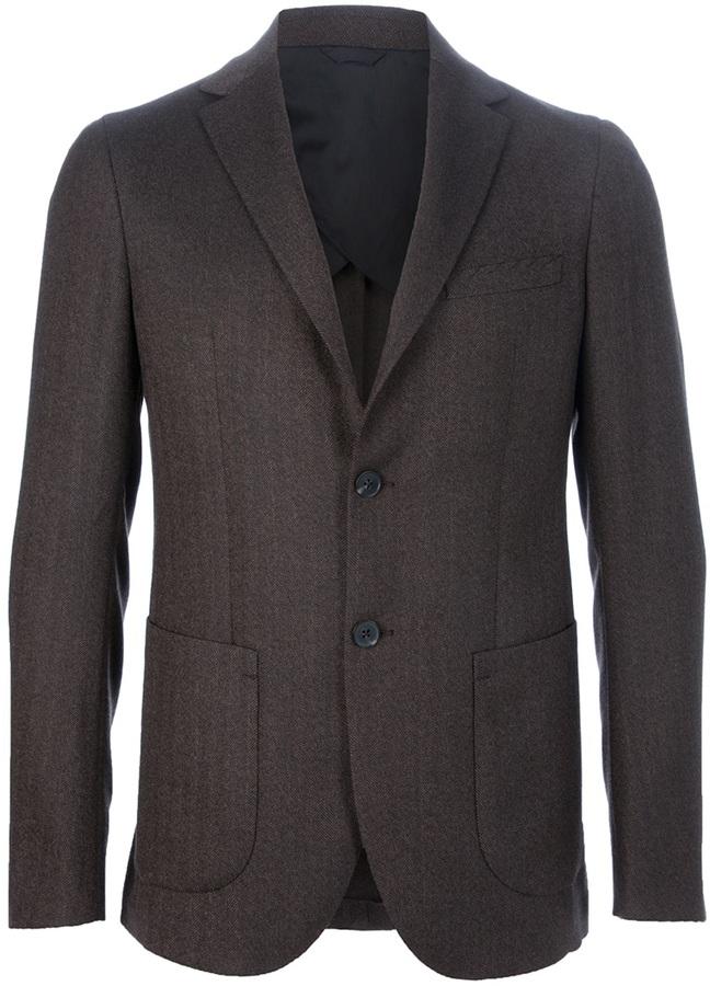 Hilton wool blazer
