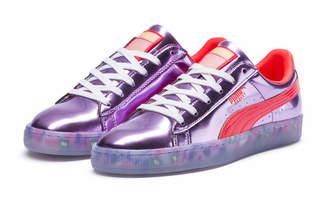 PUMA x SOPHIA WEBSTER Basket Candy Princess Womens Sneakers