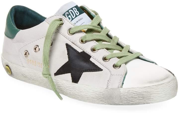 Golden Goose Star Patch Sneaker