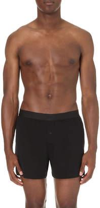 Sunspel Elasticated cotton boxers