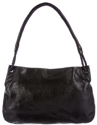Bottega VenetaBottega Veneta Leather Shoulder Bag