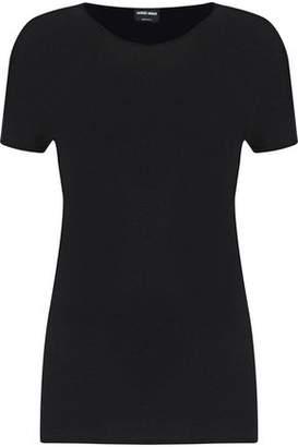 Giorgio Armani Stretch-Jersey T-Shirt