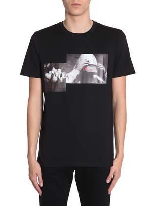 Christian Dior François Bard Printed T-shirt