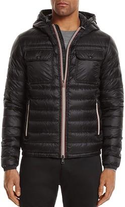 Moncler Douret Hooded Down Jacket $995 thestylecure.com