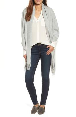Nordstrom Oversize Cashmere Wrap