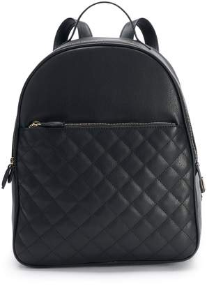 Apt 9 Alice Quilted Backpack