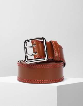 MM6 MAISON MARGIELA (エムエム6 メゾン マルジェラ) - MM6 MAISON MARGIELA calft leather belt