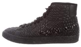 Nike Embellished High-Top Sneakers