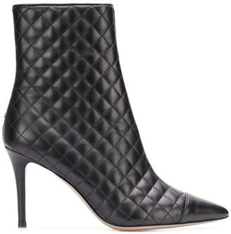 Fabio Rusconi pointed toe ankle boots