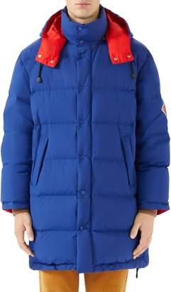 Gucci Matte Down Jacket