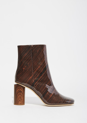 Acne Studios Allis Main Ankle Boot $1,000 thestylecure.com