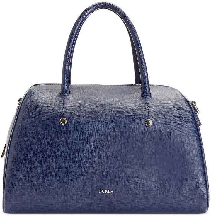 Furla Handbag, Arianna Medium Saffiano Bauletto Bag