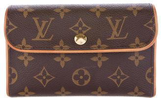 Louis VuittonLouis Vuitton Monogram Pochette Florentine
