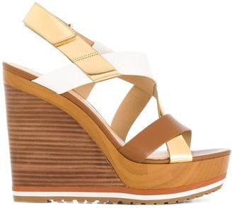 MICHAEL Michael Kors Mackay wedge sandals