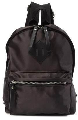 Madden-Girl Satin Mini Backpack