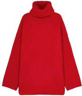 Acne Studios Red Roll