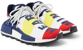 Billionaire Boys Club adidas Consortium + Hu Nmd Embroidered Primeknit Sneakers