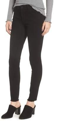 DL1961 Margaux Raw Hem Skinny Jeans