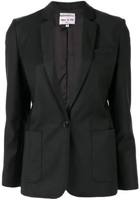 Paul & Joe Kziria single-breasted blazer